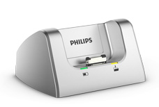 Philips ACC8120 PocketMemo Docking Station