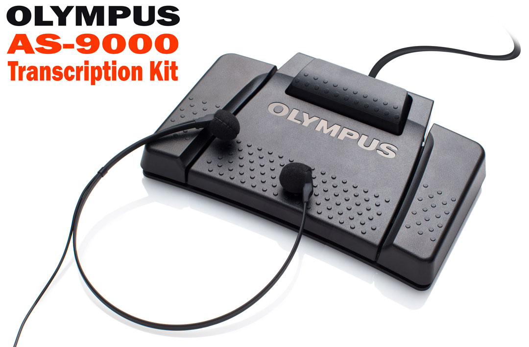 Olympus AS-9000 Professional Transcription Kit