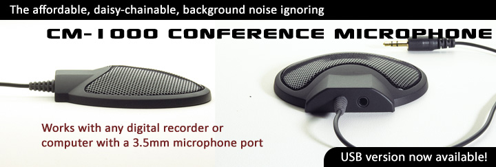 CM-1000 Conference Microphone