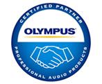 Certified Olympus Professional Audio Dealer