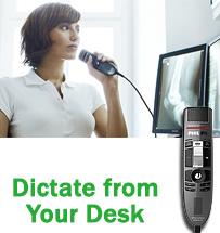 Desktop Dictation Devices