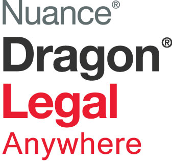 Nuance Dragon Legal Anywere