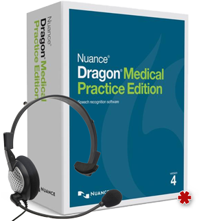 Dragon Medical Practice Edition 4 with Dragon Veterinary
