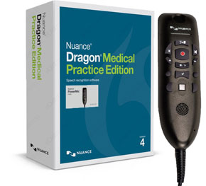 Dragon Medical Practice Edition 4 Upgrade with PowerMicIII