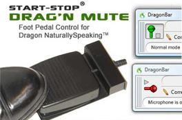 Start-Stop Drag'N Mute