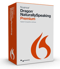 Dragon® NaturallySpeaking Premium 13