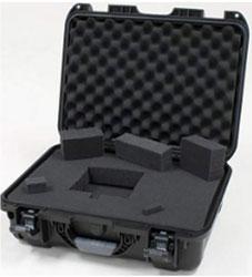 Waterproof gator case.