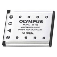 Olympus Lithium Ion Replacement Battery Li-42B Model #44215