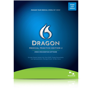 Dragon Dictation Medical for Physical Medicine & Rehabilitation
