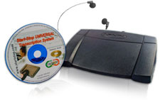 Start-Stop Transcription System for Call-In Recorder