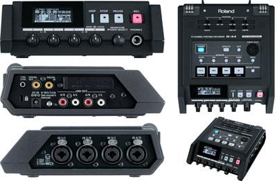 Roland 44 4 channel recorder.