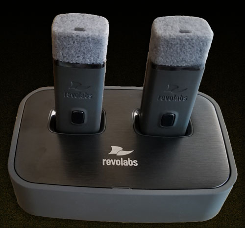 Revolabs Wireless Microphone System