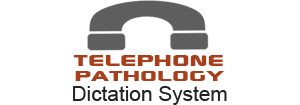 Start-Stop Telephone Based-Pathology Dictation System