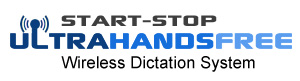 Start-Stop Ultra Hands-Free Wireless Logo