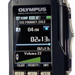 Olympus DS-7000 Brilliant color LCD