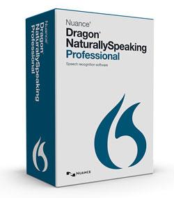 Dragon NaturallySpeaking Professional