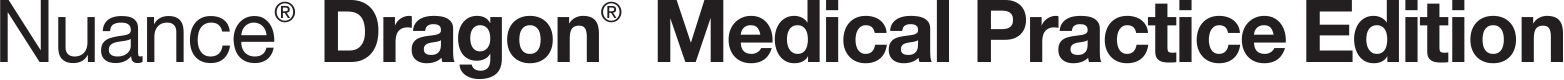 Dragon Medical Practice Edition logo