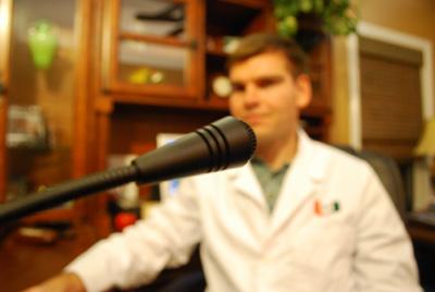 Gooseneck Microphone