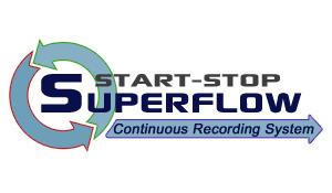 Start-Stop Superflow Transcription System