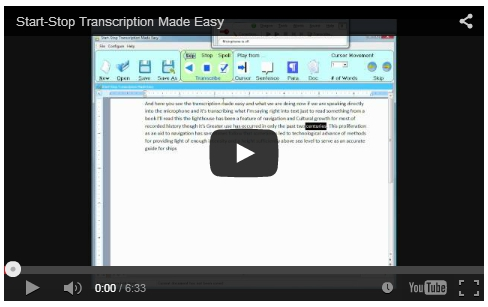 How Transcription Made Easy works