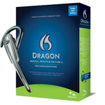 Dragon Medical Practice Edition 2 with Plantronics Savi Go