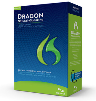 Dragon NaturallySpeaking Premium 12.5