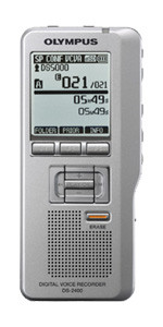 Olympus Ds 2400 Digital Recorder With Free 2 Day Shipping