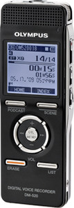 Olympus DM-520 Digital Stereo Recorder