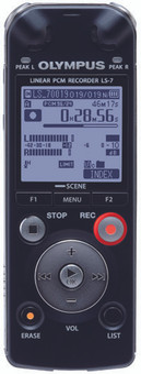 Olympus LS-7 Linear PCM Recorder