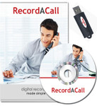 RecordACall Software Program