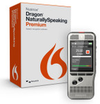 Bundle: Nuance® Dragon® NaturallySpeaking Premium 13 + Philips DPM 6000 Pocket Memo