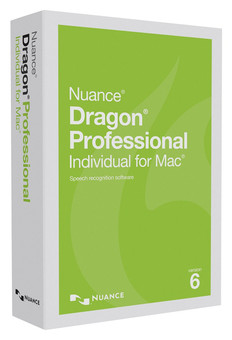 Nuance Dragon Professional Individual for Mac version 6