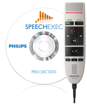 Philips LFH3205 Push-Button SpeechMike III