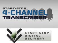 Digital Delivery Start-Stop GoldenEar 4-Channel Transcriber - Software