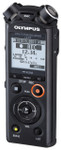 Olympus LS-P4 Linear PCM/FLAC Digital Recorder