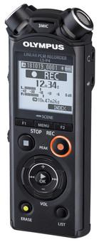 Olympus LS-P4 Linear PCM/FLAC Digital Recorder