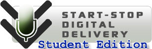 Start-Stop UNIVERSAL Transcription Software Only Download Student Edition