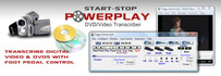 Start-Stop Powerplay Video/DVD Transcriber