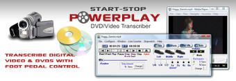 Start-Stop Powerplay Video/DVD Transcriber