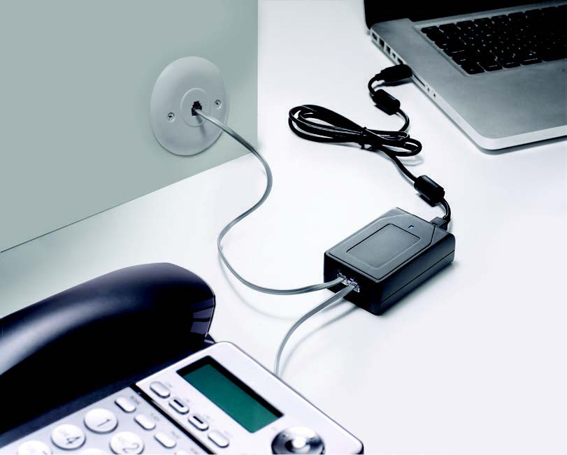 Telephone Line To Usb Adapter Usb Line In Adapter