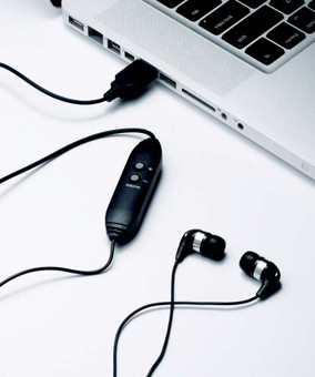 Spectra Ear Bud USB Headset (SP-EB USB)