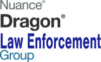 Nuance Dragon Law Enforcement Group.