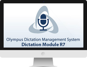 Olympus AS-9001 ODMS Dictation Module Software Download