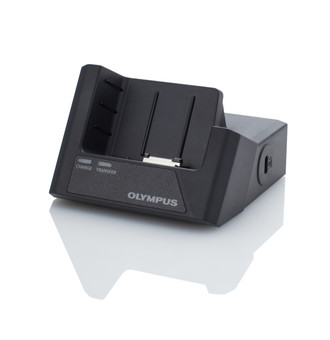 Olympus CR-21 Charging Cradle for DS-9500 and DS-9000 Digital Recorders