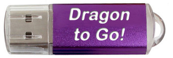 Dragon Medical One on a Stick from Start-Stop