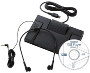 Olympus AS-2400 Digital Transcription Kit