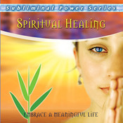 Spiritual Healing Subliminal CD