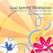 Goal Setting Meditation CD