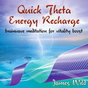 Quick Theta Energy Recharge CD