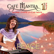 Cafe Mantra Music1 Peace CD